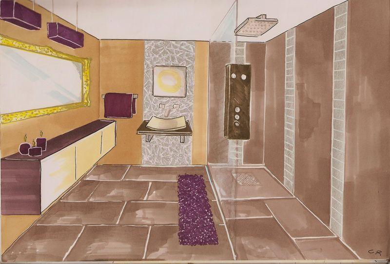 Deco me d coration d 39 int rieur cr atrice d 39 espace for Decoration interieur salle de bain
