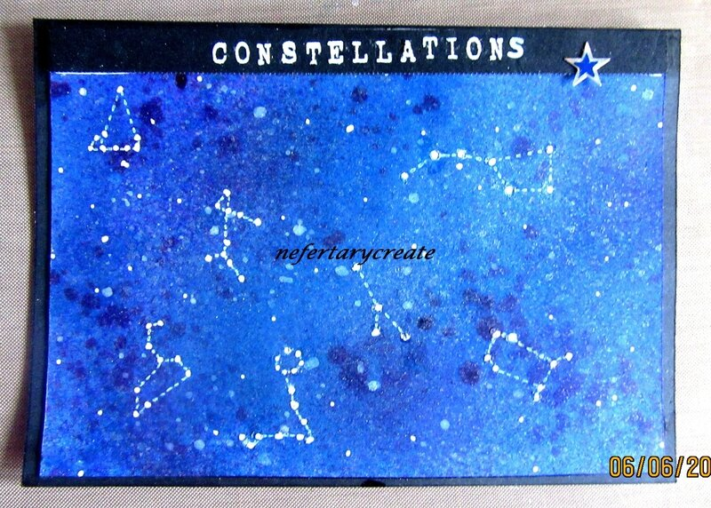 Carte constellations