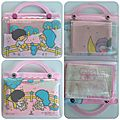 Little twin stars pouch 1976