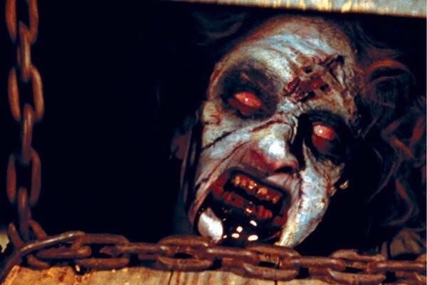 démon evil dead