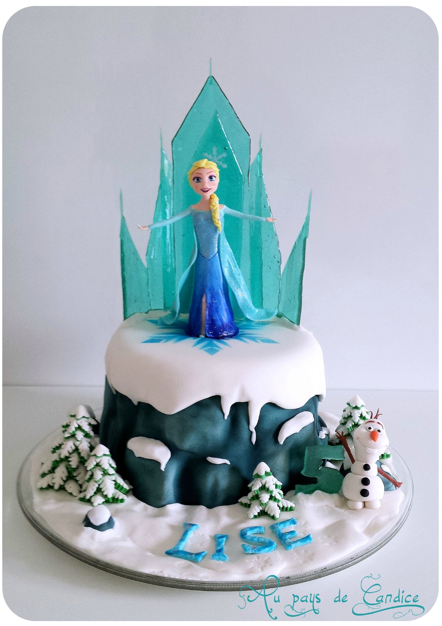 Tutoriel du ch teau de glace de la reine des neiges au for Le chateau de la reine des neiges