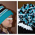 Un bonnet à faire du ski...