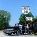 Nos Hoboes font une halte sur la Route 66