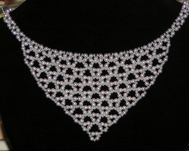 Collier Triangle Mystique