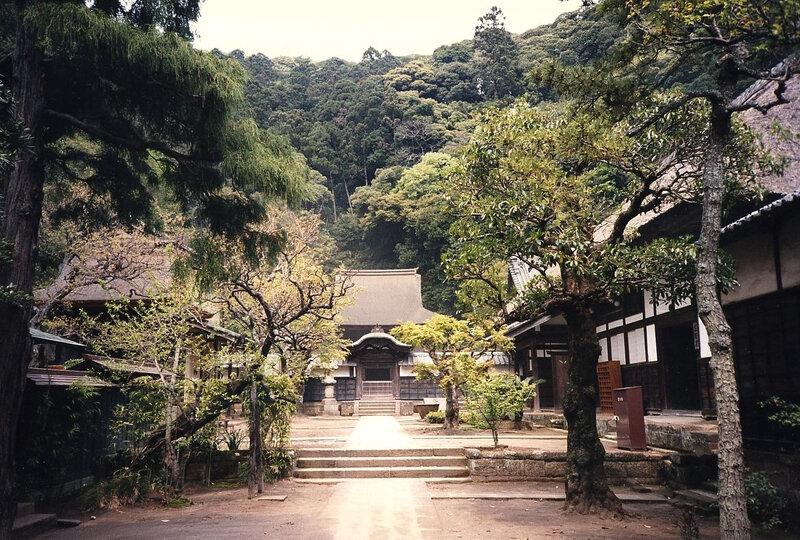 Canalblog Tokyo01 19970418 Kamakura Temple