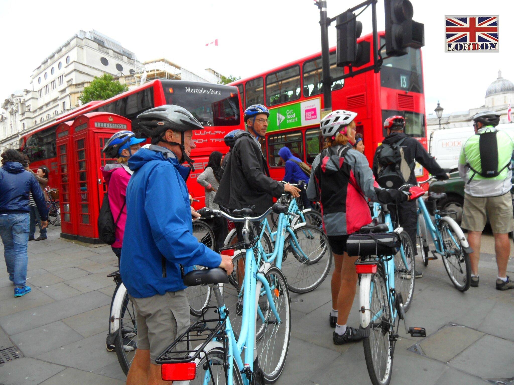 YERRES LONDRES - séjour de randonnées à vélo