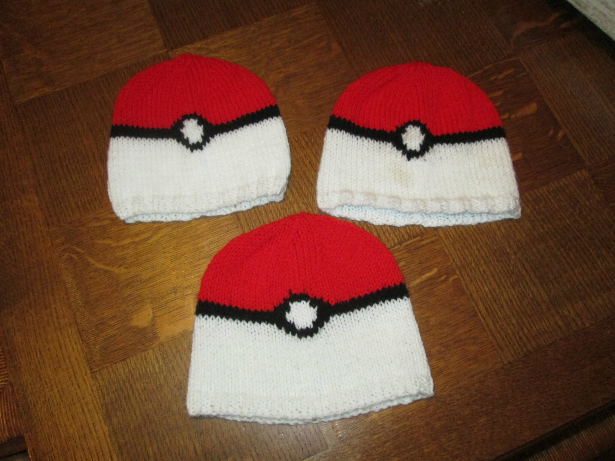 Bonnets Pokemon