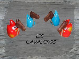 Les_cavalieros
