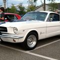 Ford mustang fastback GT350 (Rencard Burger King Offenbourg) 01