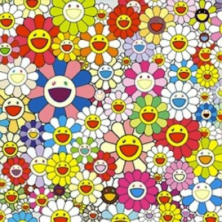Such Cute Flowers murakami