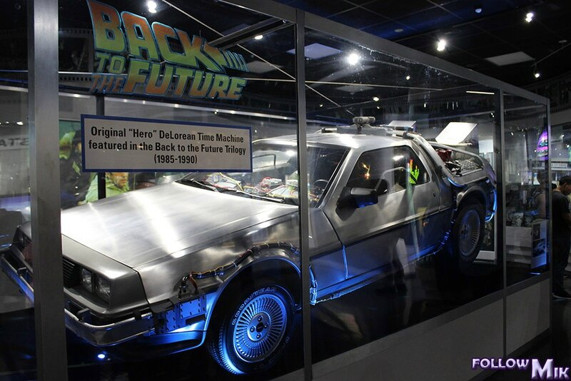 019 - Original Back To The Future DeLorean