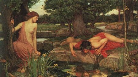 Waterhouse__John_William__Echo_et_Narcisse__1903_