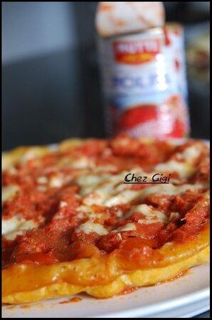 tarte mozzarella tomates