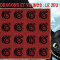 DRAGONS en 3D des studios Dreamworks : jeux, coloriages, photos 