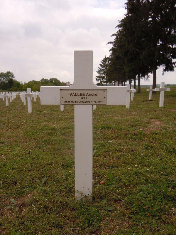 Norville, Vallée André, NN Berry au Bac, (Aisne)