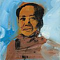 Andy warhol (1928 - 1987), mao, 1974