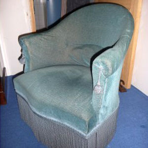 crapaud bleu coco tout simplement. Black Bedroom Furniture Sets. Home Design Ideas