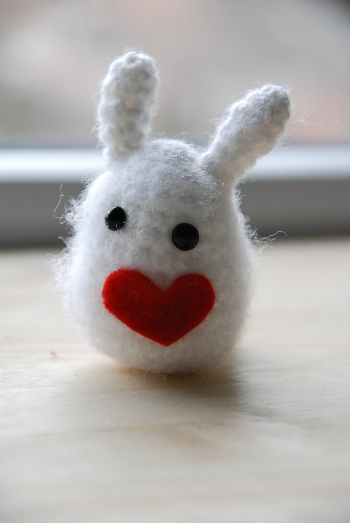 Amigurumi Rabbit : Fluffy bunny crochet amigurumi : free english pattern ...