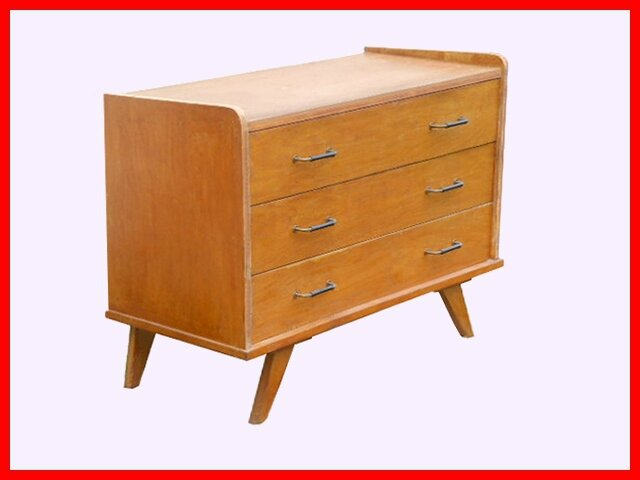 COMMODE VINTAGE ANNEES 50
