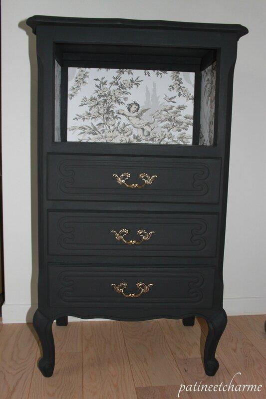 patine et charme d 39 antan. Black Bedroom Furniture Sets. Home Design Ideas