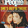 She's outta there - people weekly, 5 février 1996