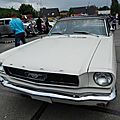Ford mustang 289 coupé hardtop (1964-1966)