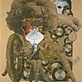 Dada 1919_The beautiful girl_Hanna Höch