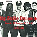 Big Audio Dynamite - Dimanche 29 Novembre 1987 - La Cigale (Paris)