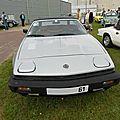 Triumph tr7 drophead coupé (1979-1981)