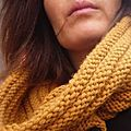 Snood mixte Phildar