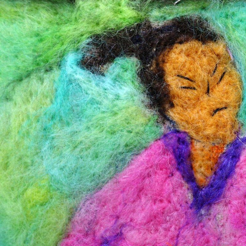 485 (bis) Josette Ayrole Atelier Jomaray 31 Balma