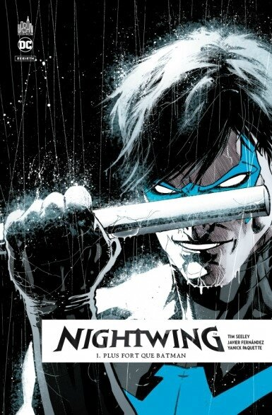 nightwing rebirth 01 plus fort que batman