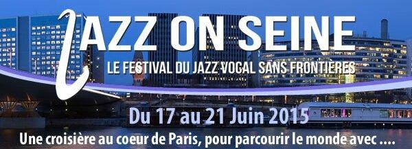 Jazz on Seine juin 2015
