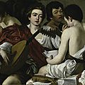 'caravaggio and the painters of the north' at museo thyssen-bornemisza