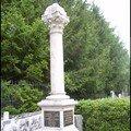 Le monument des bretons a lenharree
