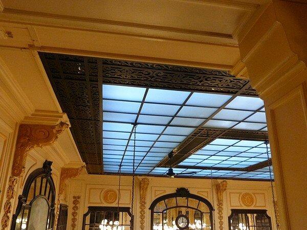 Plafond de chez BC