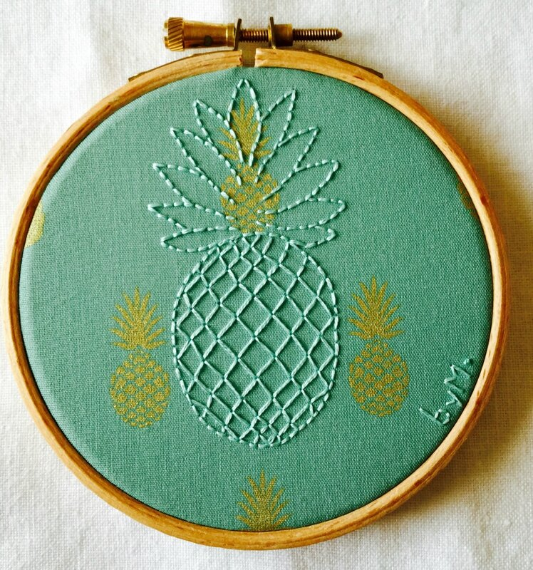 Hoop Art, Ananas Addict