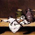 Cézanne - Nature Morte au pot vert