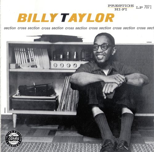 Billy Taylor - 1953-54 - Cross Section (Prestige)