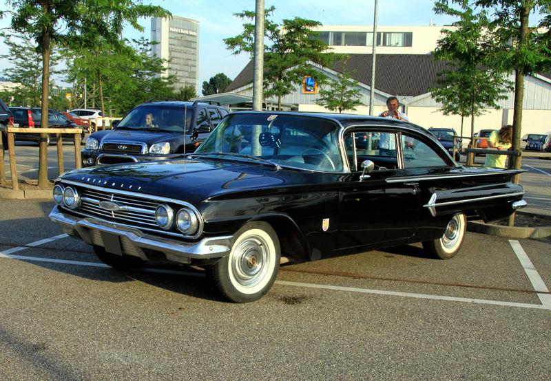 la chevrolet bel air 2door sedan de 1960 rencard du burger king juillet 2010 the g g blog. Black Bedroom Furniture Sets. Home Design Ideas