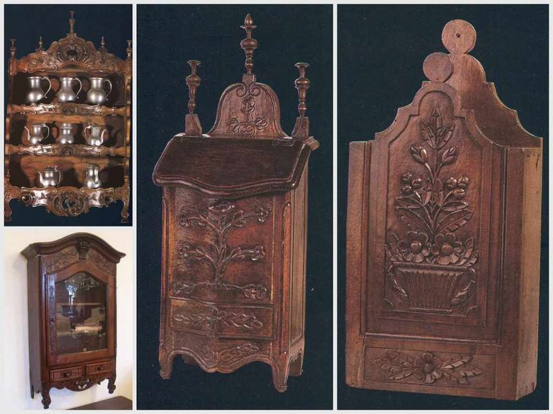 meubles provencaux anciens images. Black Bedroom Furniture Sets. Home Design Ideas