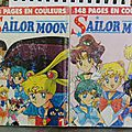 Sailor moon anime 1996 et art books japonais 10 à 30 €