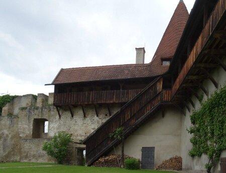Remparts château Burghausen