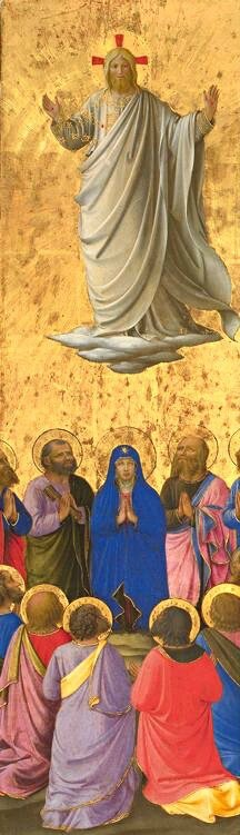Fra Angelico l'Ascension