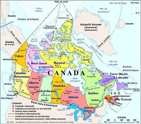Ma cabane de Nyons au Canada