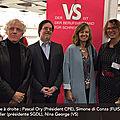 Déclaration commune de quatre associations d'auteurs européens à francfort