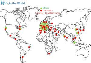 Groupement INI dans le Monde