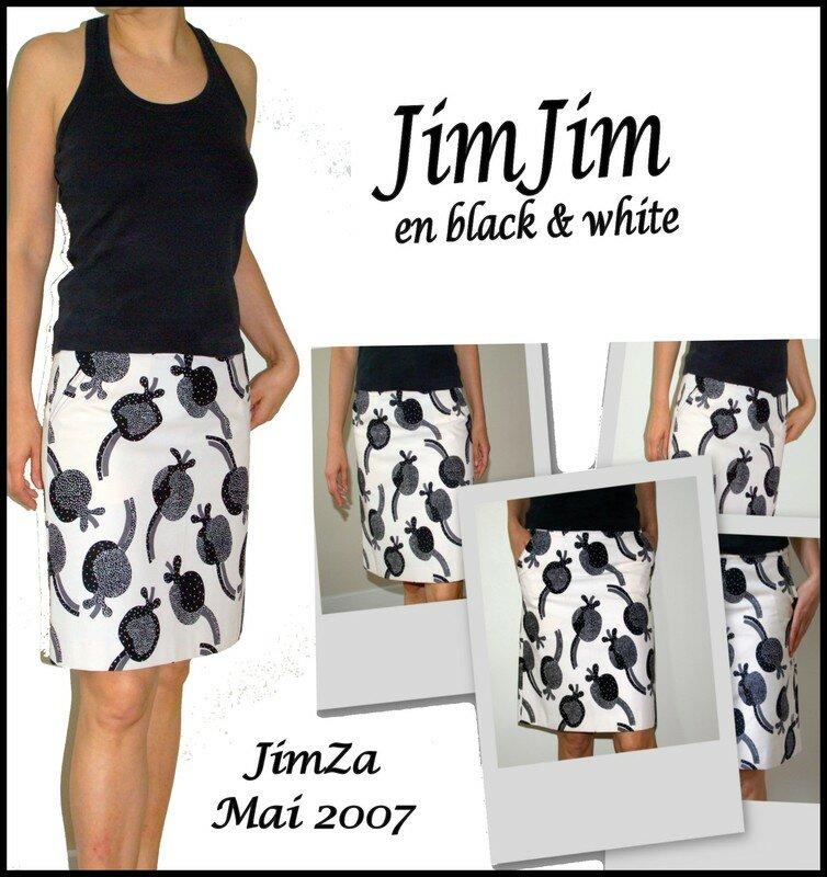 JimJim Black & White