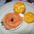 Roses de saumon recette de momo