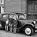 La traction avant citroën